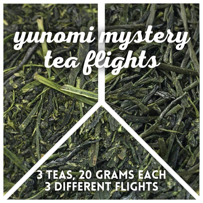 Yunomi Discoveries: Mystery Tea Flights