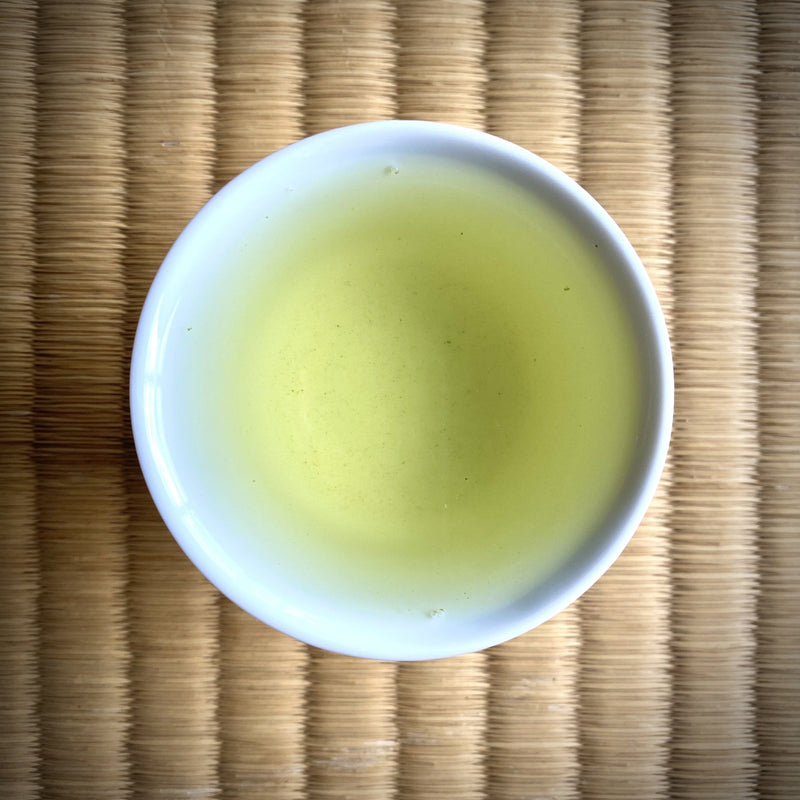 Hachimanjyu: Organic Yakushima Genmaicha Brown Rice Green Tea