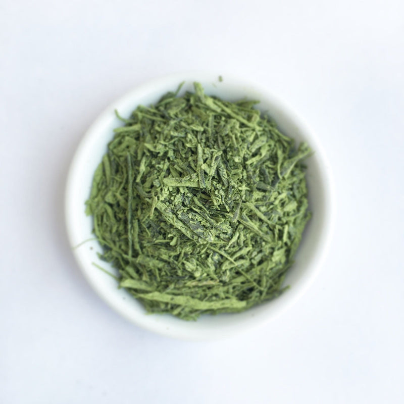 Yunomi Tea: Spring Sencha with Matcha Blend
