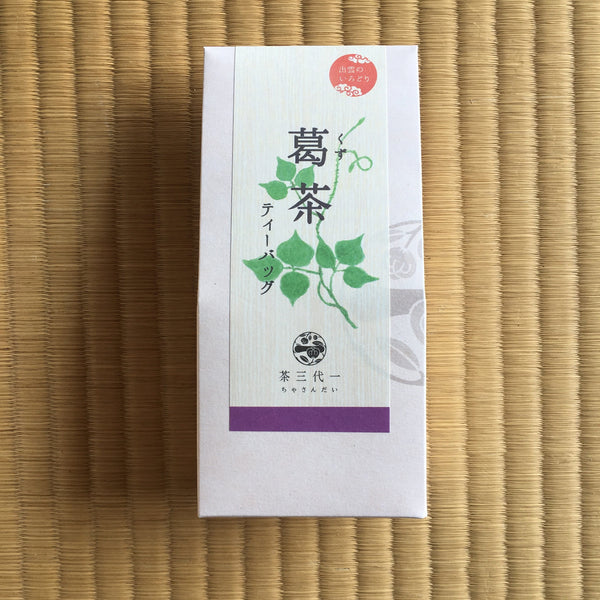 Chasandai: Shimane-grown Kudzu Herbal Tea Bags (2g x 5)