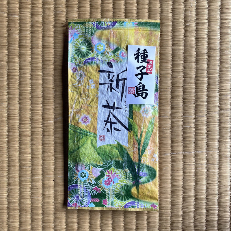 Yamane-en: Limited Edition Fukamushi Shincha, Single Cultivar Shimamidori from the Tanegashima Island, Kagoshima (Ships mid April)
