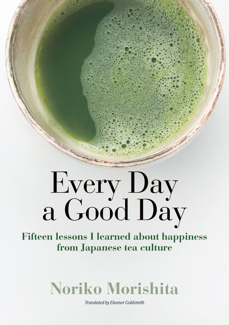 Yunomi Imperial Uji Matcha + Essay Collection Bundle: Every Day a Good Day