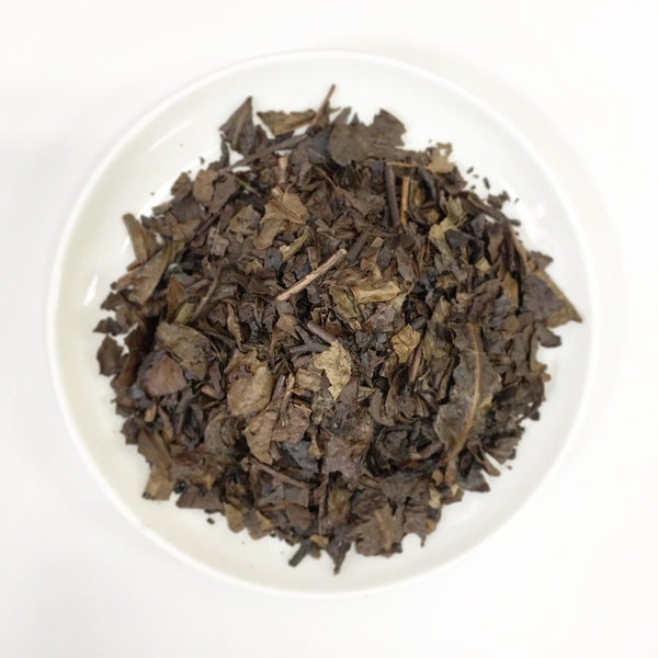 Yunomi House Blend: Unrolled Roasted Bancha Green Tea
