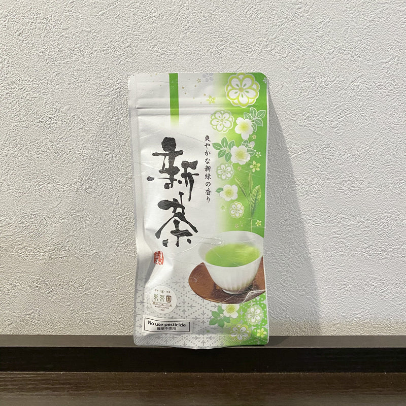 Azuma Tea Garden: Sencha Yabukita, Limited Edition Shincha - Kyoto Single Cultivar Green Tea