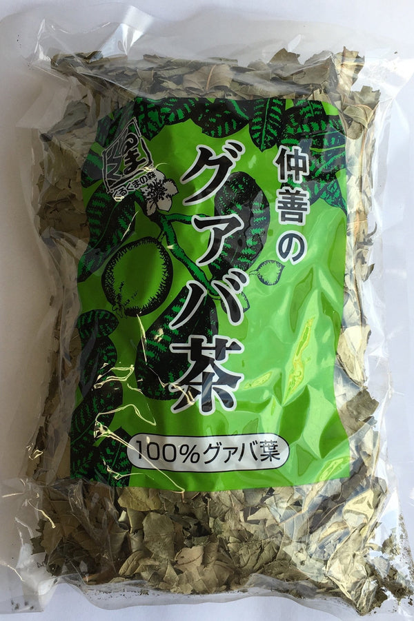 guava tea leaves from Okinawa