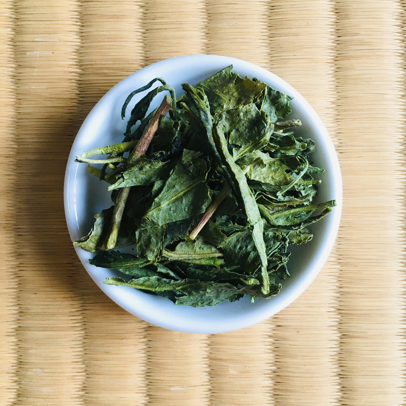 Nama Toubancha: Non-Steamed Green Tea from Ocha no Sankoen, Shimane, Japan