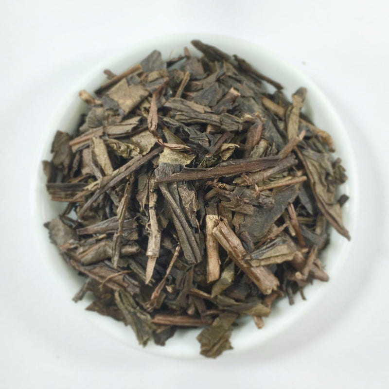 Tarui Tea Farm: Organic Autumn Hojicha, Roasted Shizuoka Green Tea