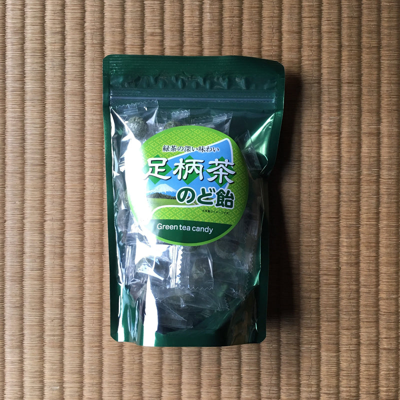 Kamio Foods: Ashigara Green Tea Candy Drops
