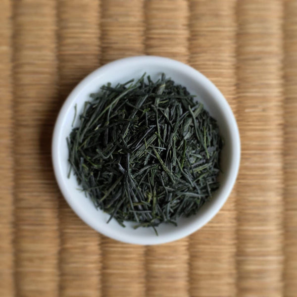 Kurihara Tea #16: Competition Grade Saemidori Heritage Gyokuro Green Tea