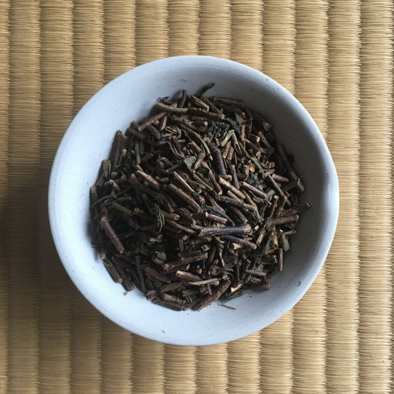 Tarui Tea Farm: Sannen Bancha, Roasted Three-Year Aged Tea Stems