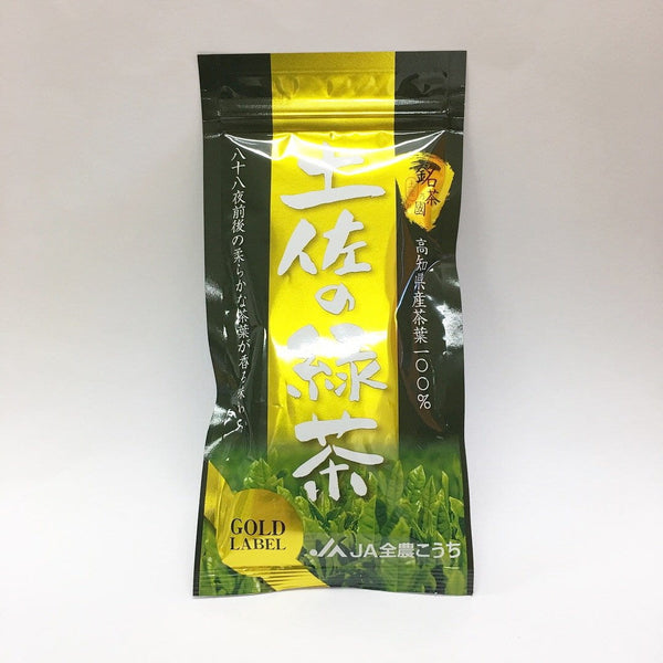 JA Kochi: Tosa Green tea, Gold label