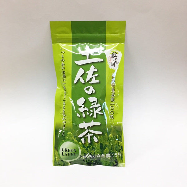 JA Kochi: Tosa green tea, Green label