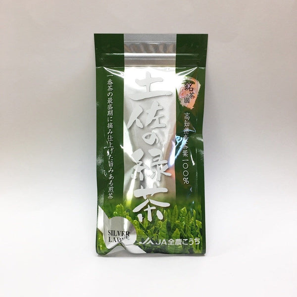 JA Kochi: Tosa green tea, Silver label
