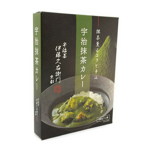 Itohkyuemon: LIMITED! Uji Matcha Flavored Japanese Curry - 1