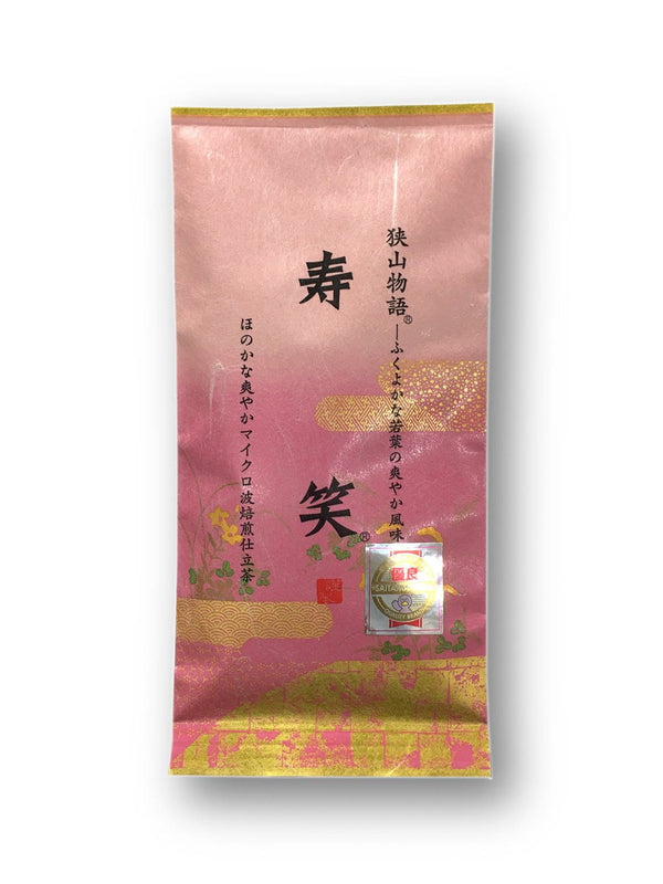 Miyano Tea Factory: Premium Sayama Fukamushi Sencha Jushou Laughter for a Lifetime