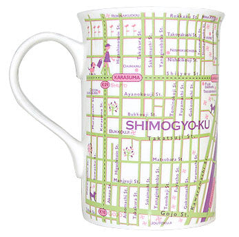 mapmug - Kyoto with Box - 1