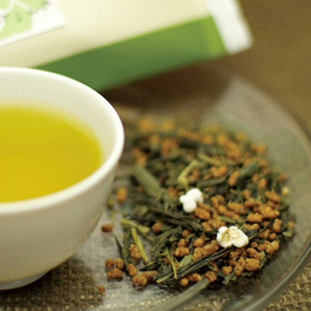 Obubu #16: Genmaicha Brown Rice Tea - 1