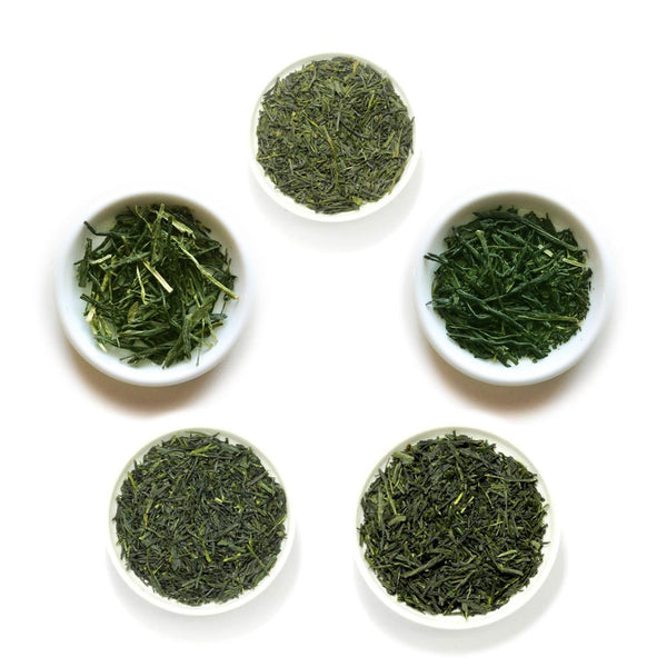 Yunomi Discoveries: 2019 Spring First Flush Green Tea Sampler