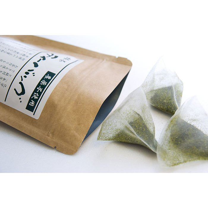 Takeo Tea Farm: Spring Sencha Green Tea Bags (2g x 15 bags) - 1