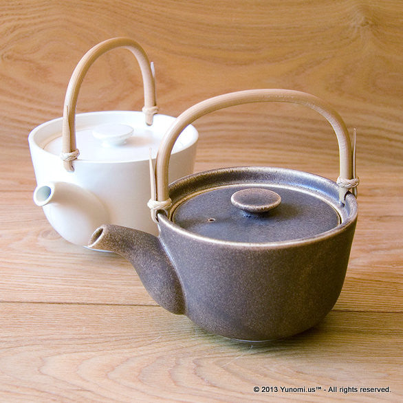 4th-market: Tish Kyusu (tea pot) - 1