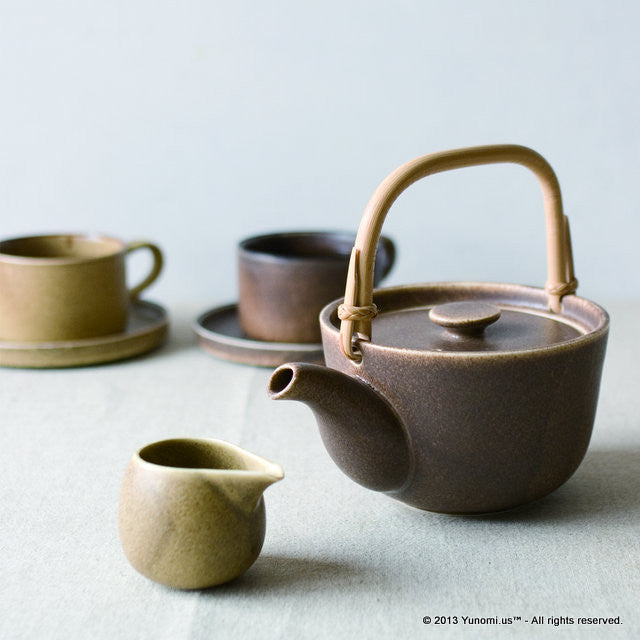 4th-market: Tish Kyusu (tea pot) - 2