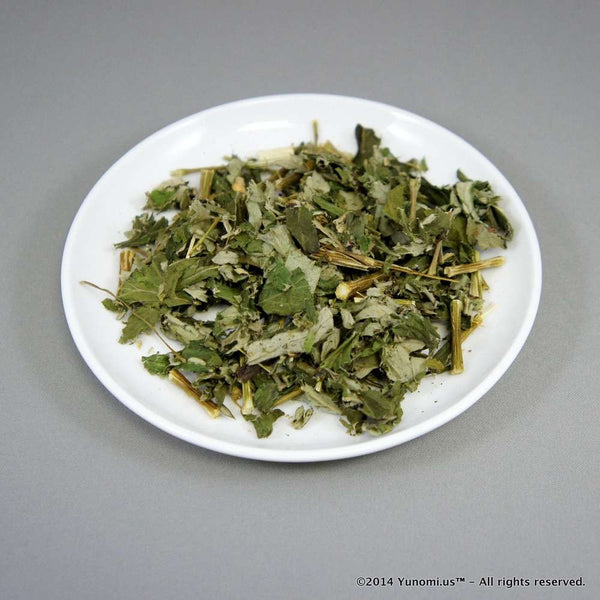 Nakazen: Yomogi-cha (Japanese mugwort herbal tea) - 1