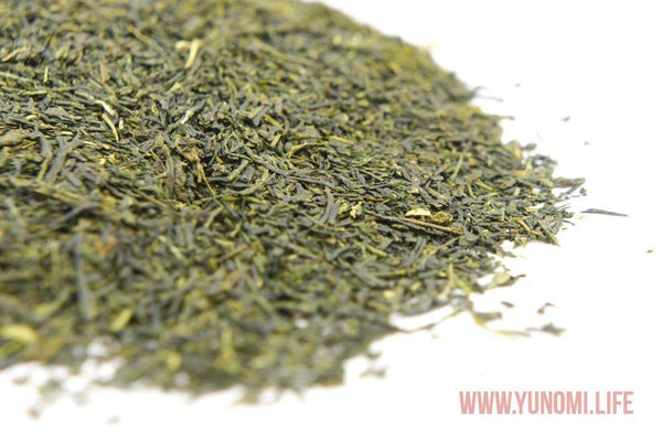 Yunomi Factory Direct Mecha Leaf Tip Green Tea, Special Blend