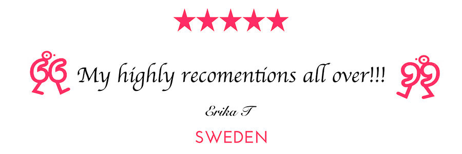 babymaC | Happy Customers | Sweden