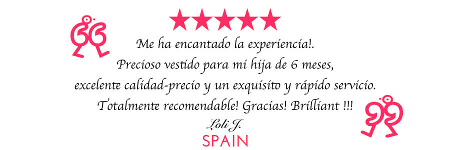 babymaC | Happy Customers | Spain