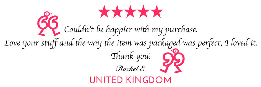 babymaC | Happy Customers | UK Rachel