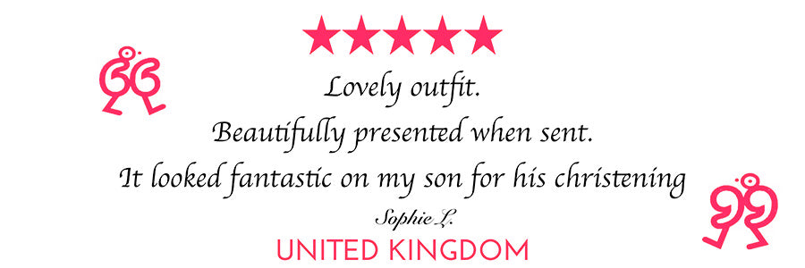 babymaC | Happy Customers | UK Sophie| Sophie