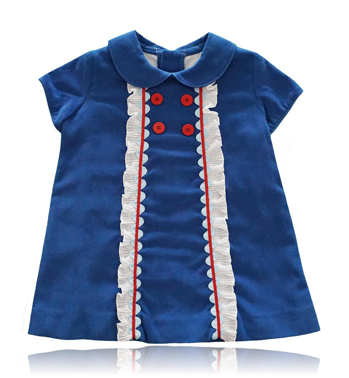 Spanish baby clothes | baby Dress | Chloe |babymaC  - 1