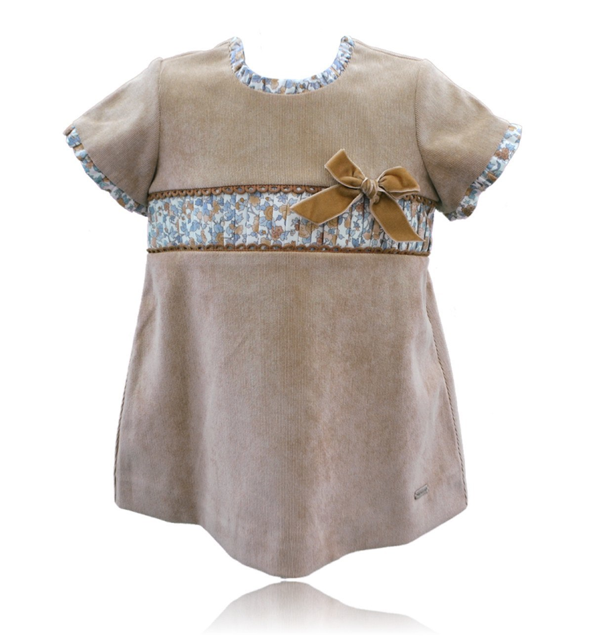 Spanish baby clothes | baby Dress | Victoria |babymaC  - 1