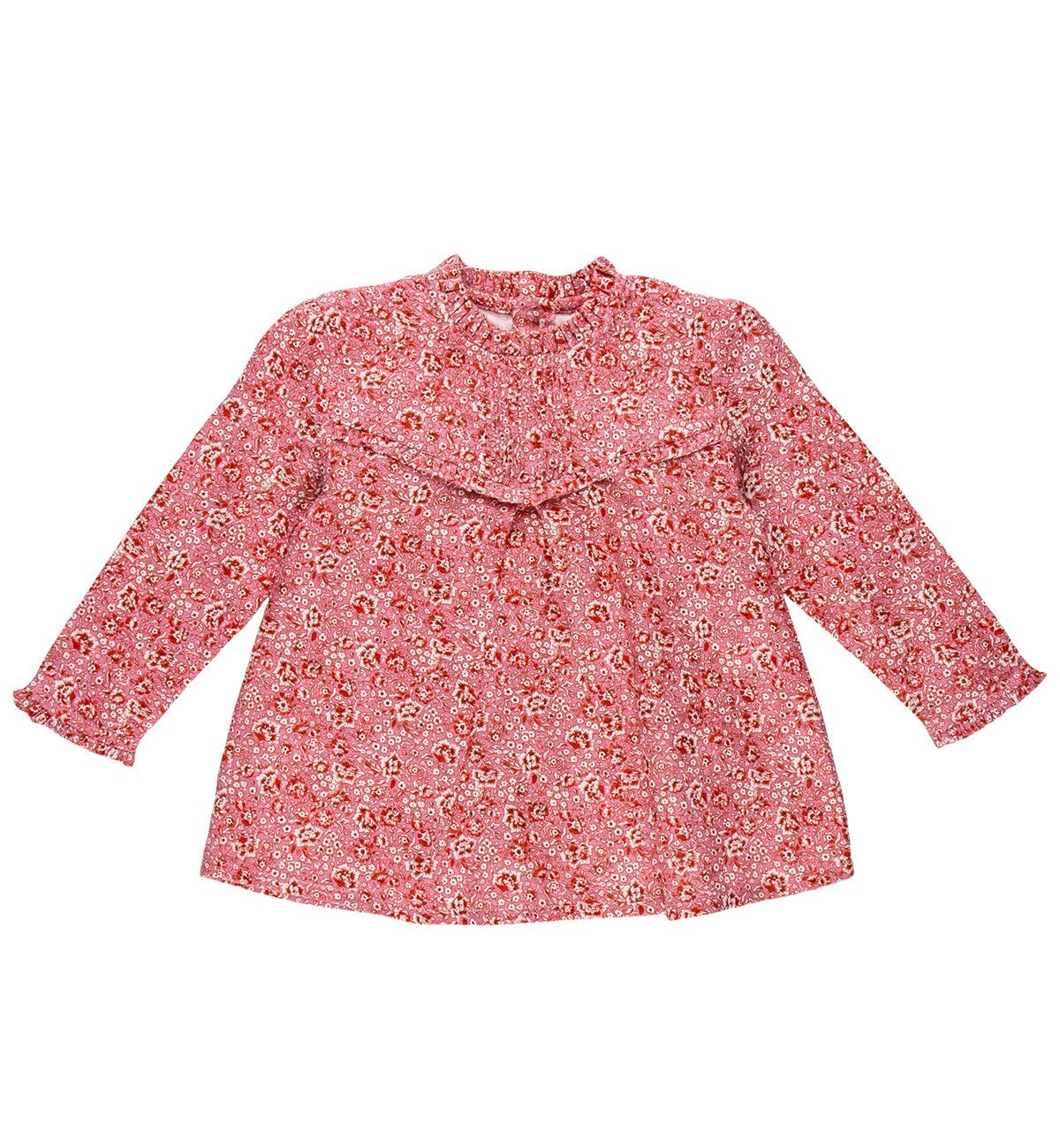 Spanish baby clothes | baby Blouse | Floral print blouse |babymaC  - 1