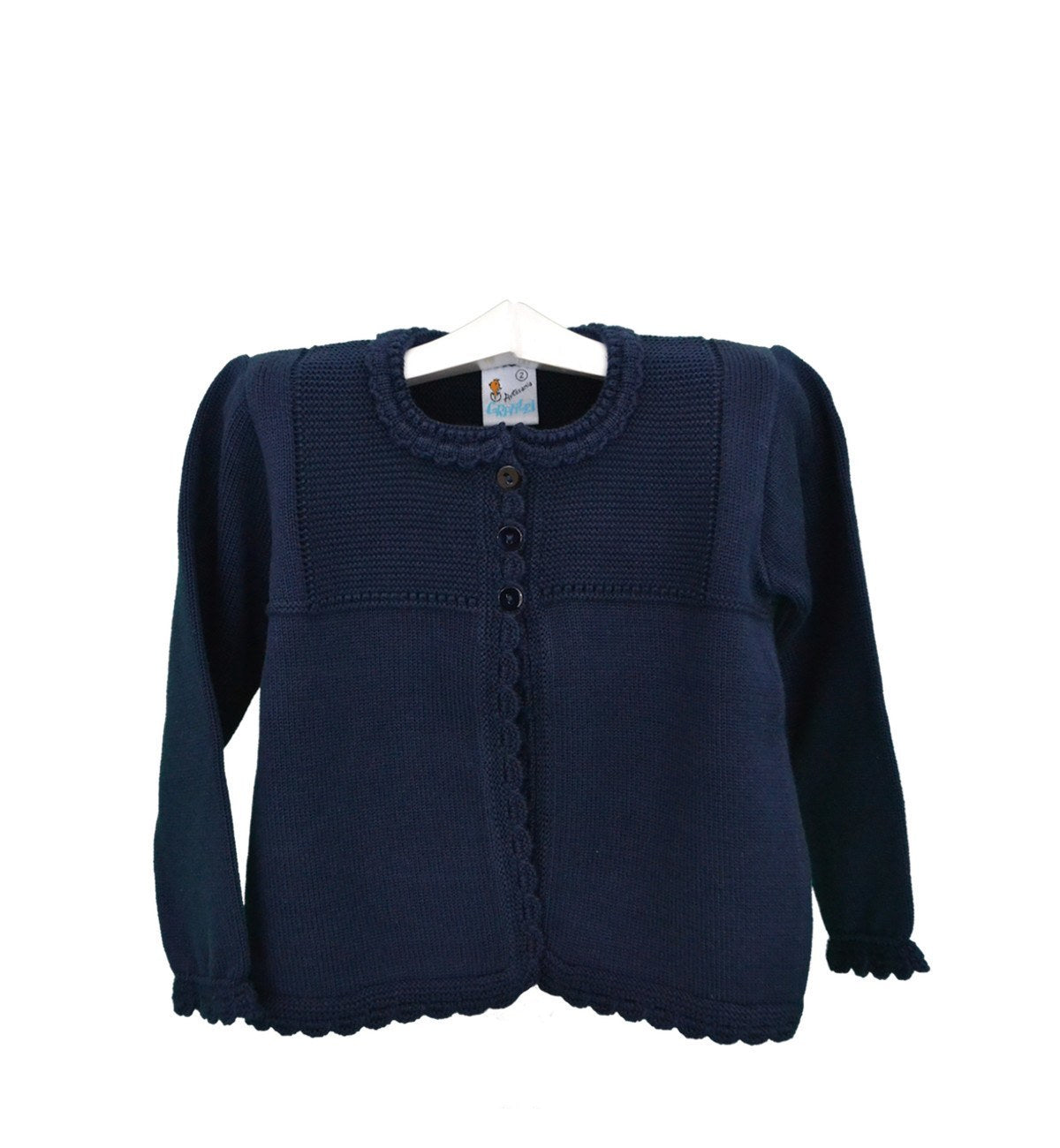 Spanish baby clothes | baby Cardigan & Coat | Knitted cardigan |babymaC  - 1