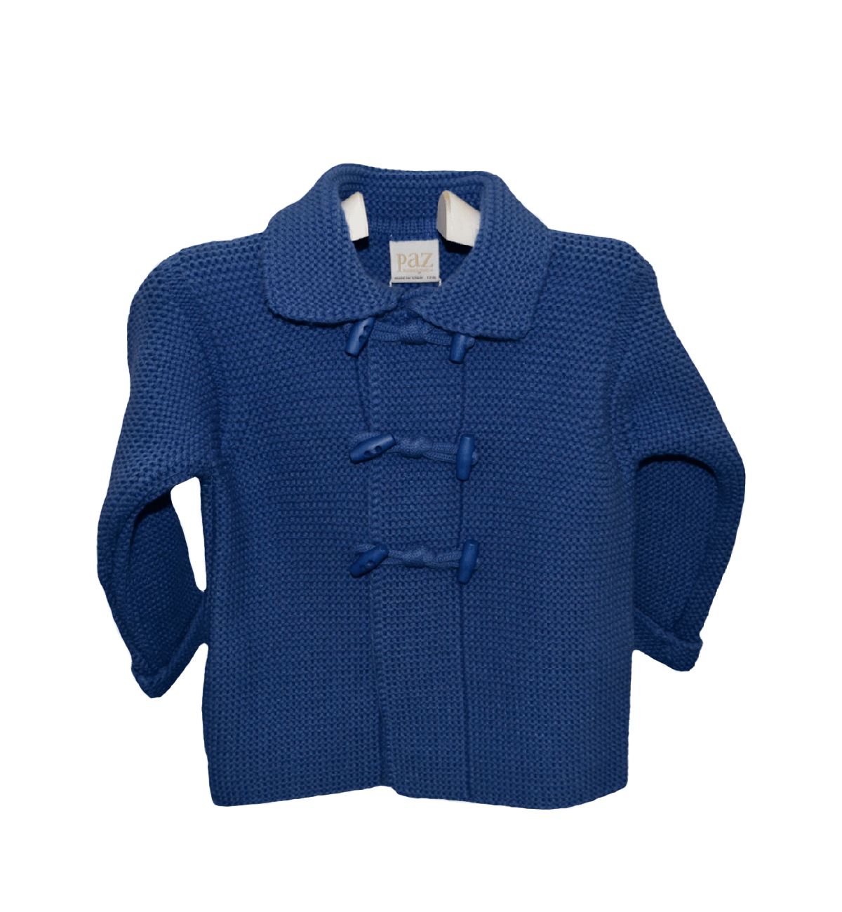Spanish baby clothes | baby Cardigan & Coat | Knitted duffle jacket |babymaC  - 1