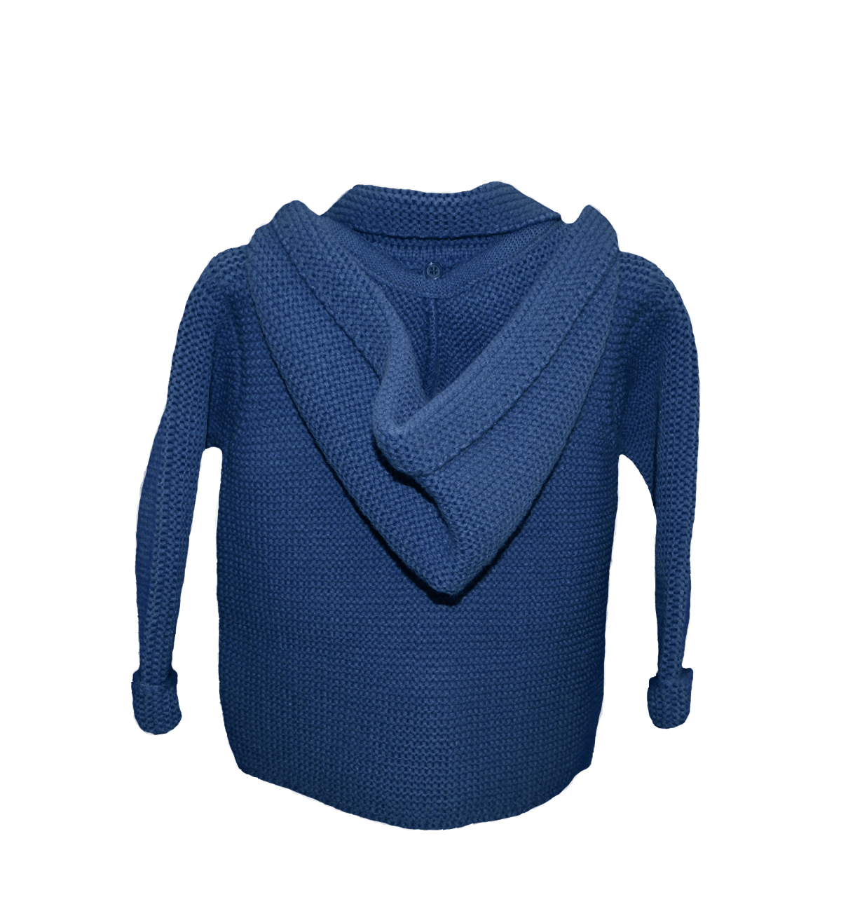 Knitted duffle coat baby boys - babymaC