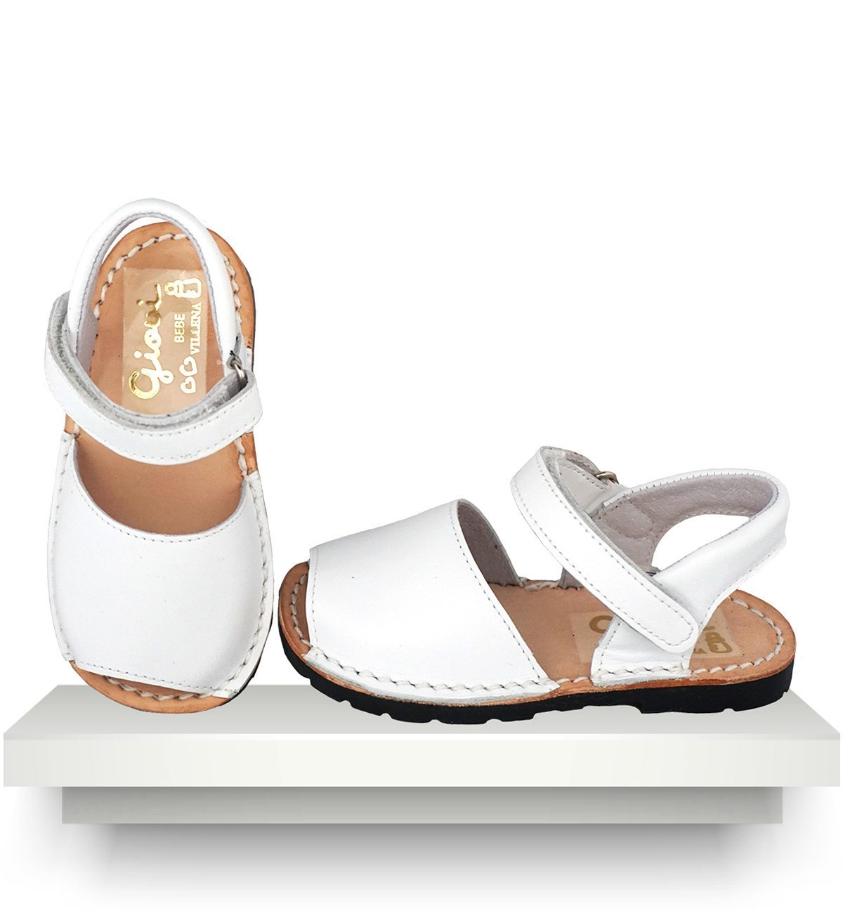 Spanish baby clothes | baby Shoes | Menorquinas sandals |babymaC  - 1
