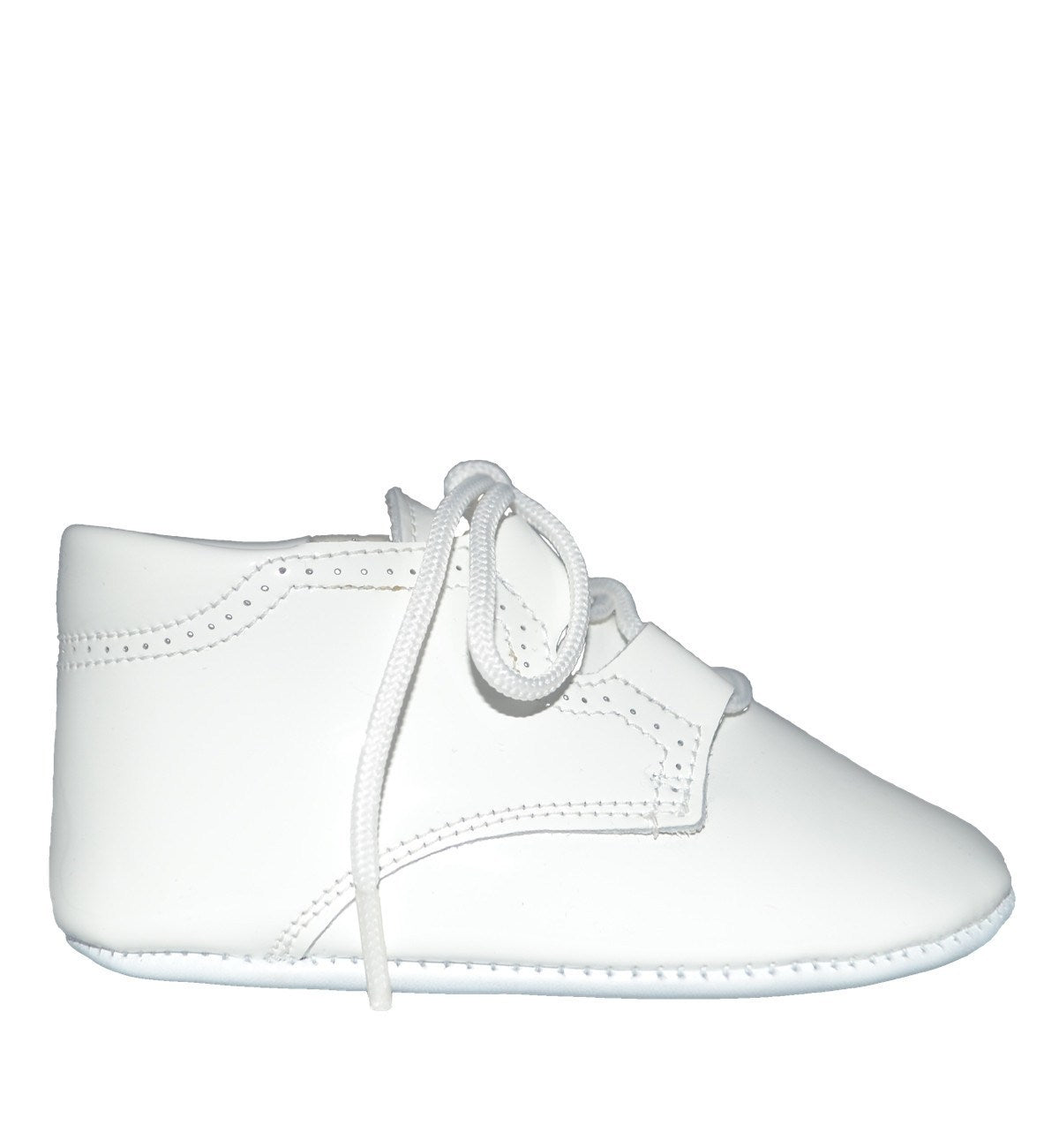 baby boy white patent leather boots babymac
