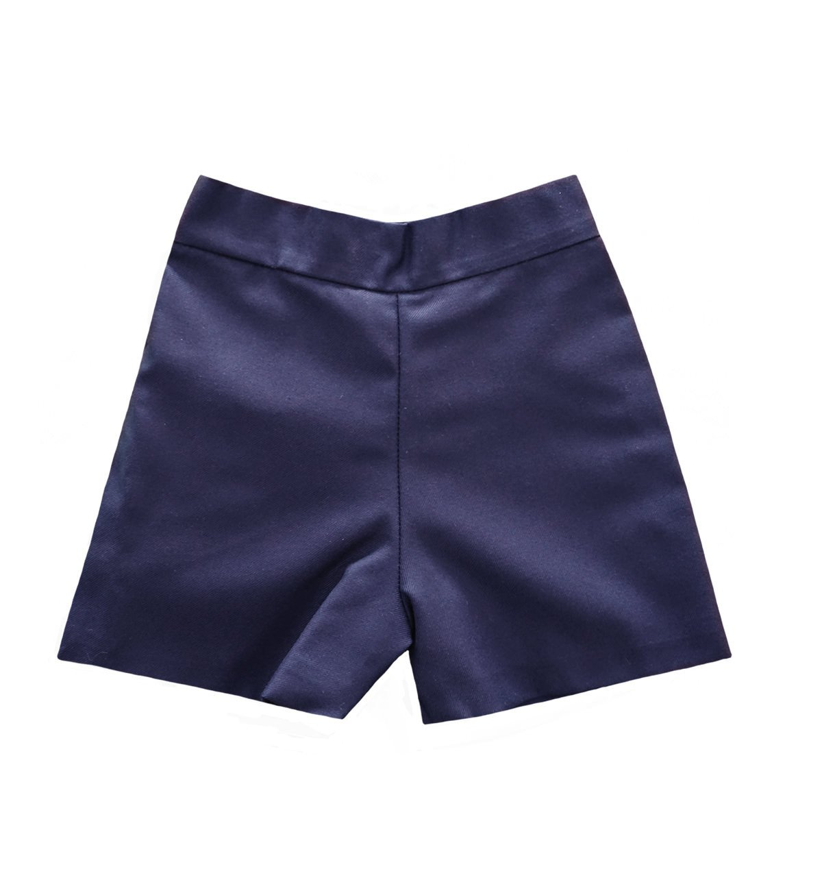 Spanish baby clothes | baby Shorts | Navy blue shorts |babymaC