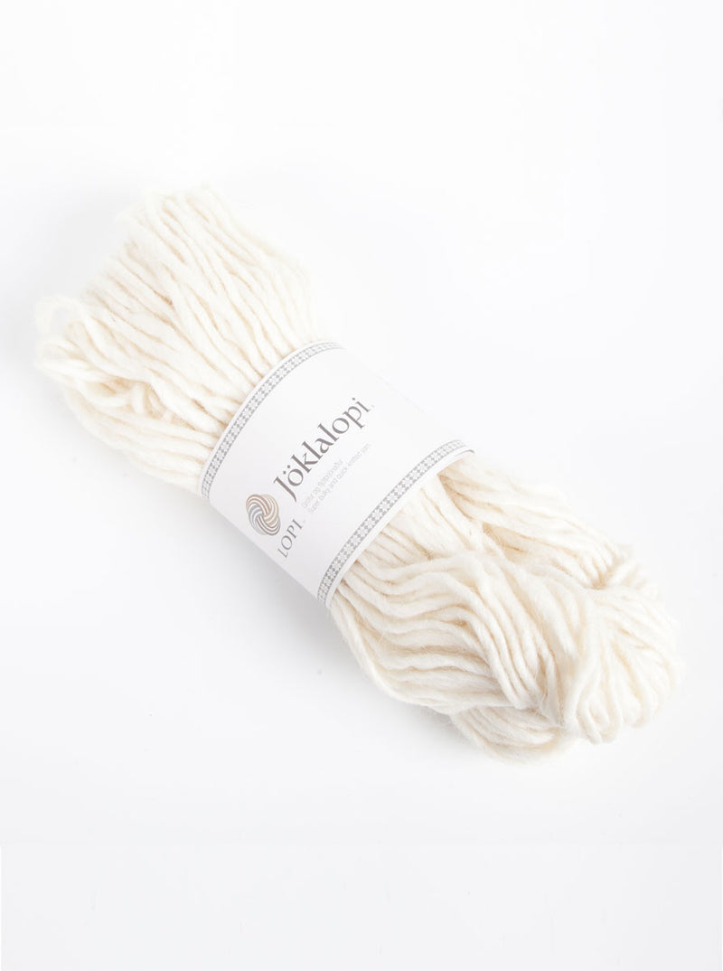 Icelandic sweaters and products - Jöklalopi - 0051 Bulky Lopi Wool Yarn - NordicStore