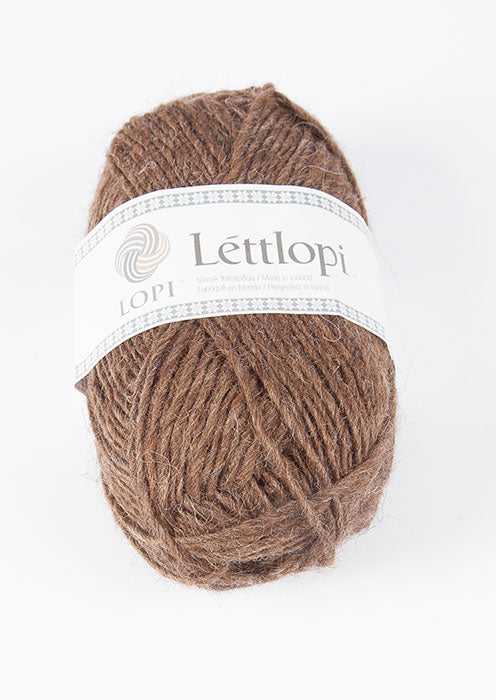 Icelandic sweaters and products - Lett Lopi 0053 - acorn heather Lett Lopi Wool Yarn - NordicStore