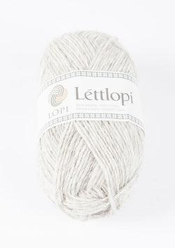 Icelandic sweaters and products - Lett Lopi 0054 - ash heather Lett Lopi Wool Yarn - NordicStore