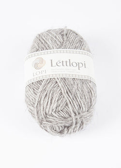 Icelandic sweaters and products - Lett Lopi 0056 - light grey heather Lett Lopi Wool Yarn - NordicStore