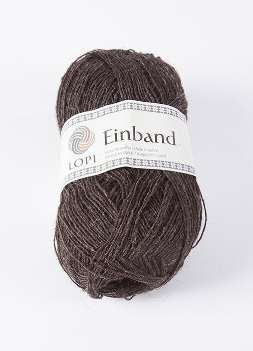 Icelandic sweaters and products - Einband 0852 Wool Yarn - Black Sheep Einband Wool Yarn - NordicStore