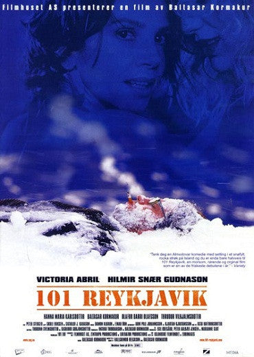 Icelandic Products 101 Reykjavik (DVD) DVD - NordicStore