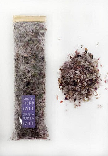 Icelandic sweaters and products - Arctic Herb Salt Food - NordicStore