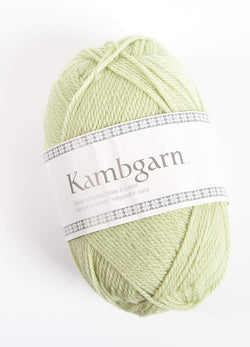 Icelandic sweaters and products - Kambgarn - 1210 Sprout Green Kambgarn Wool Yarn - NordicStore