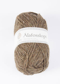 Icelandic sweaters and products - Alafoss Lopi 1230 - highland green Alafoss Wool Yarn - NordicStore