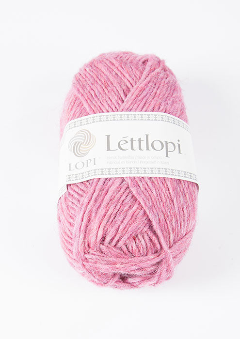 Icelandic sweaters and products - Lett Lopi 1412 - pink heather Lett Lopi Wool Yarn - NordicStore